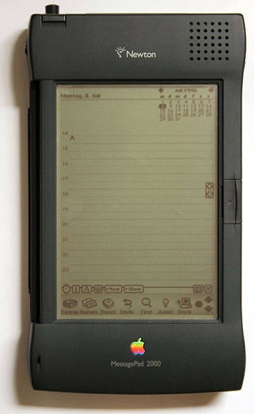 Apple Newton - 'My Precious'
