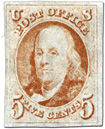 The Ben Franklin Stamp