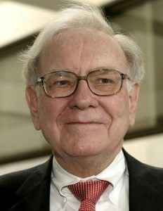 Warren Buffett - Now Loose with Open Check Book